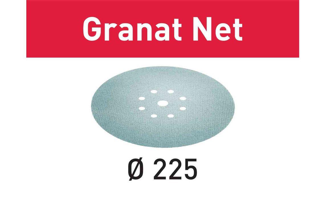 Festool Material abraziv reticular STF D225 P400 GR NET/25 Granat Net imagine 2021