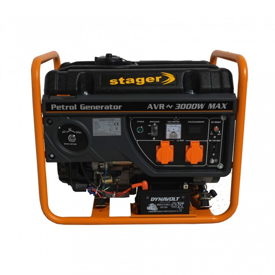 Stager Generator Curent Gg E