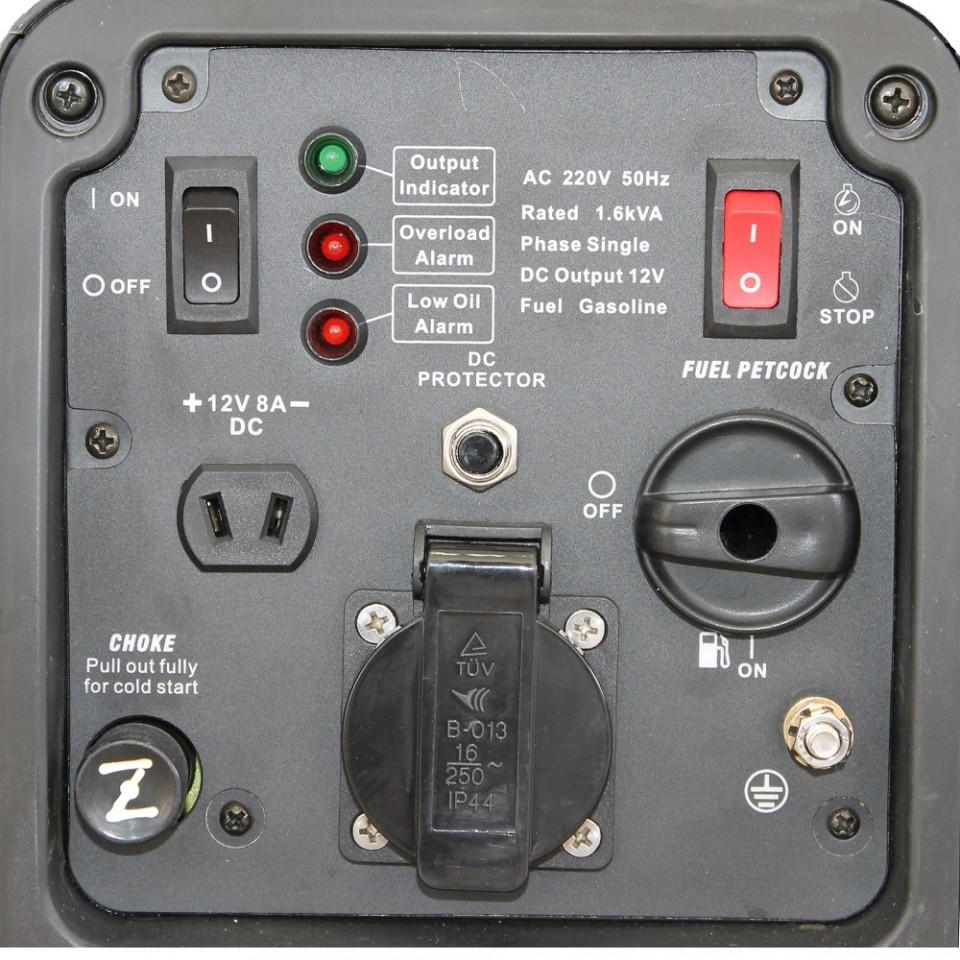 Imagine Generator De Curent Tip Inverter Senci Sc 2000i