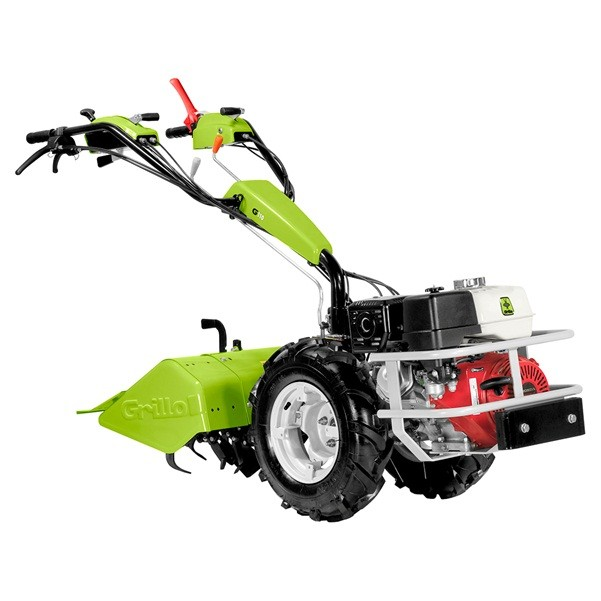 Grillo Motocultor G110DF/GX390/70cm Motor Honda 13HP imagine 2021