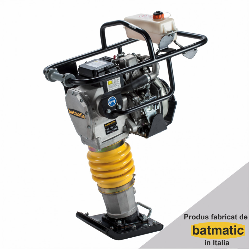 Mai Compactor Batmatic CV80Y, motor Yanmar diesel 4.2 cp