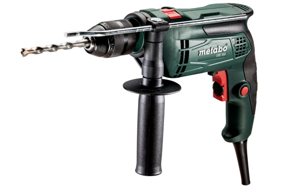 Imagine  Masina De Gaurit Cu Percutie Metabo Sbe 650