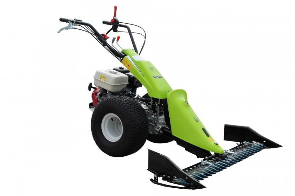 Motocositoare GRILLO GF3DF, Honda GX270 9.0 CP Alpine, lama 147SP imagine 2021