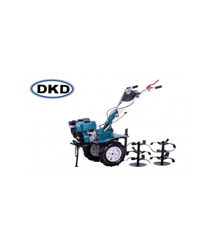 MOTOCULTOR DKD HS 1000 B (7CP BENZINA) imagine 2021