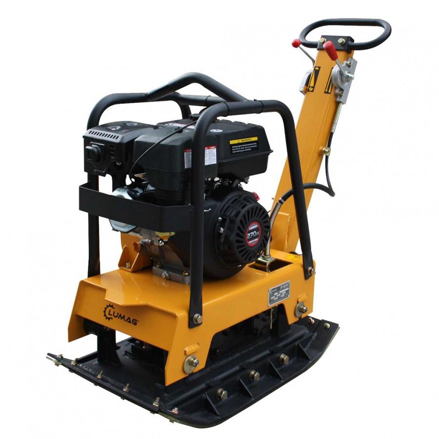 Placă compactoare reversibilă LUMAGRP160HPC 270cc greutate 160 kg