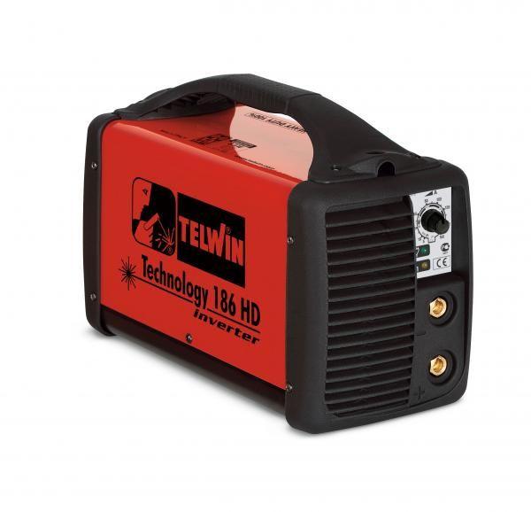 TECHNOLOGY 186 HD – Aparate de sudura Telwin tip invertor