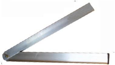 Echer Fals Reglabil  Aluminiu