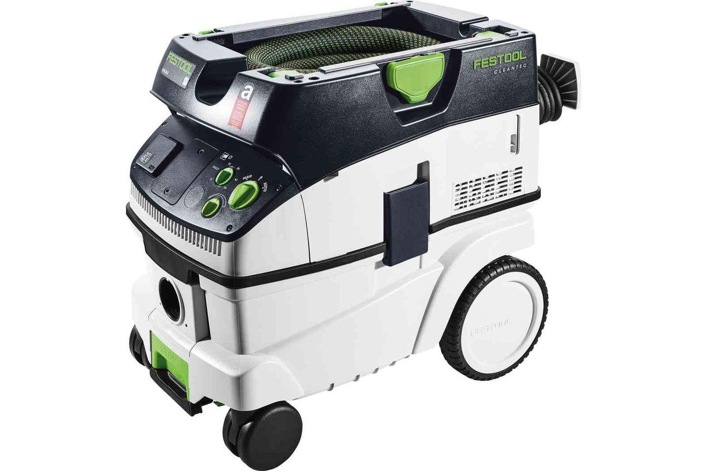 Imagine Festool Aspirator Mobil Cth 26 E A Cleantec