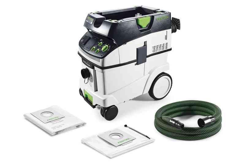 Festool Aspirator mobil CTM 36 E AC CLEANTEC imagine 2021