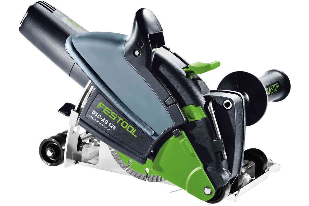 Imagine Festool Sistem De Taiat Cu Diamant Dsc ag 125 Plus