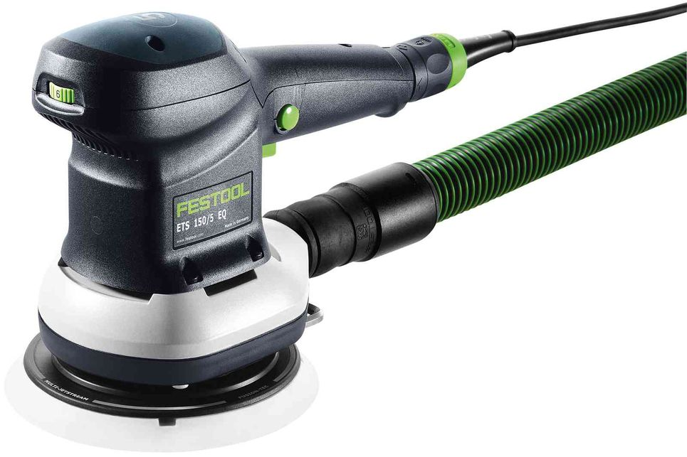 Imagine Festool Slefuitor Cu Excentric Ets 1505 Eq