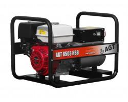 Generator de curent trifazat AGT 8503 HSB imagine