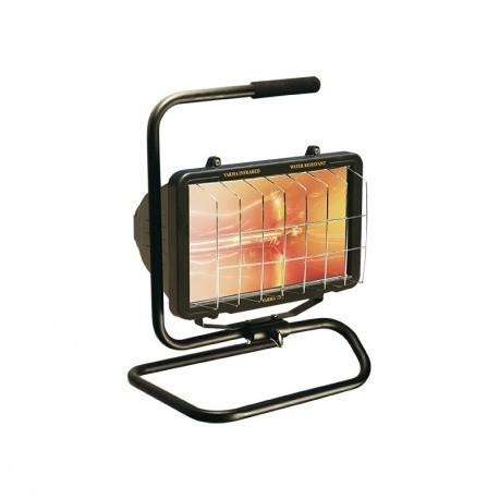 Incalzitor cu lampa infrarosu Varma 1300 w (r7s) IP 54 imagine 2021
