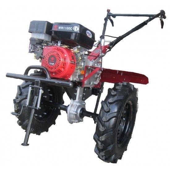Motosapa WEIMA model WM1100C, 7 CP