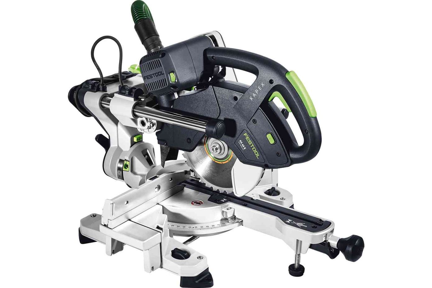 Imagine  Festool Ferastrau Circular Stationar Cu Sanie De Glisare Ks 60 E set