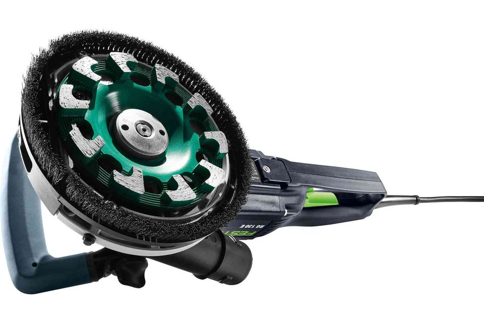 Imagine Festool Polizor Cu Discuri Diamantate Rg 130 E plus Renofix