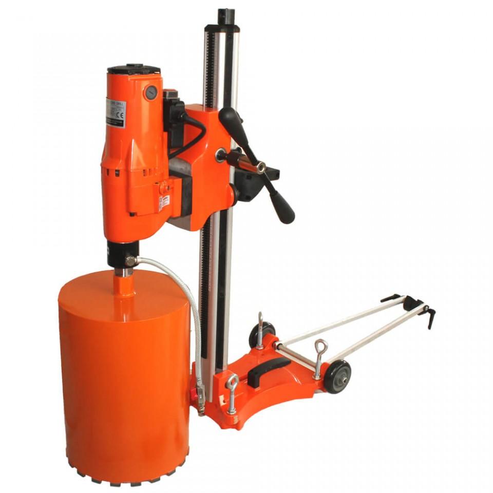 Masina de carotat Bisonte EC3000, carota 300 mm