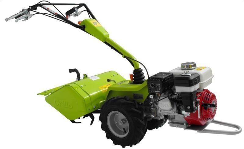 Motocultor Grillo G85D/68 Motor Honda 9.00 HP GX270 imagine 2021