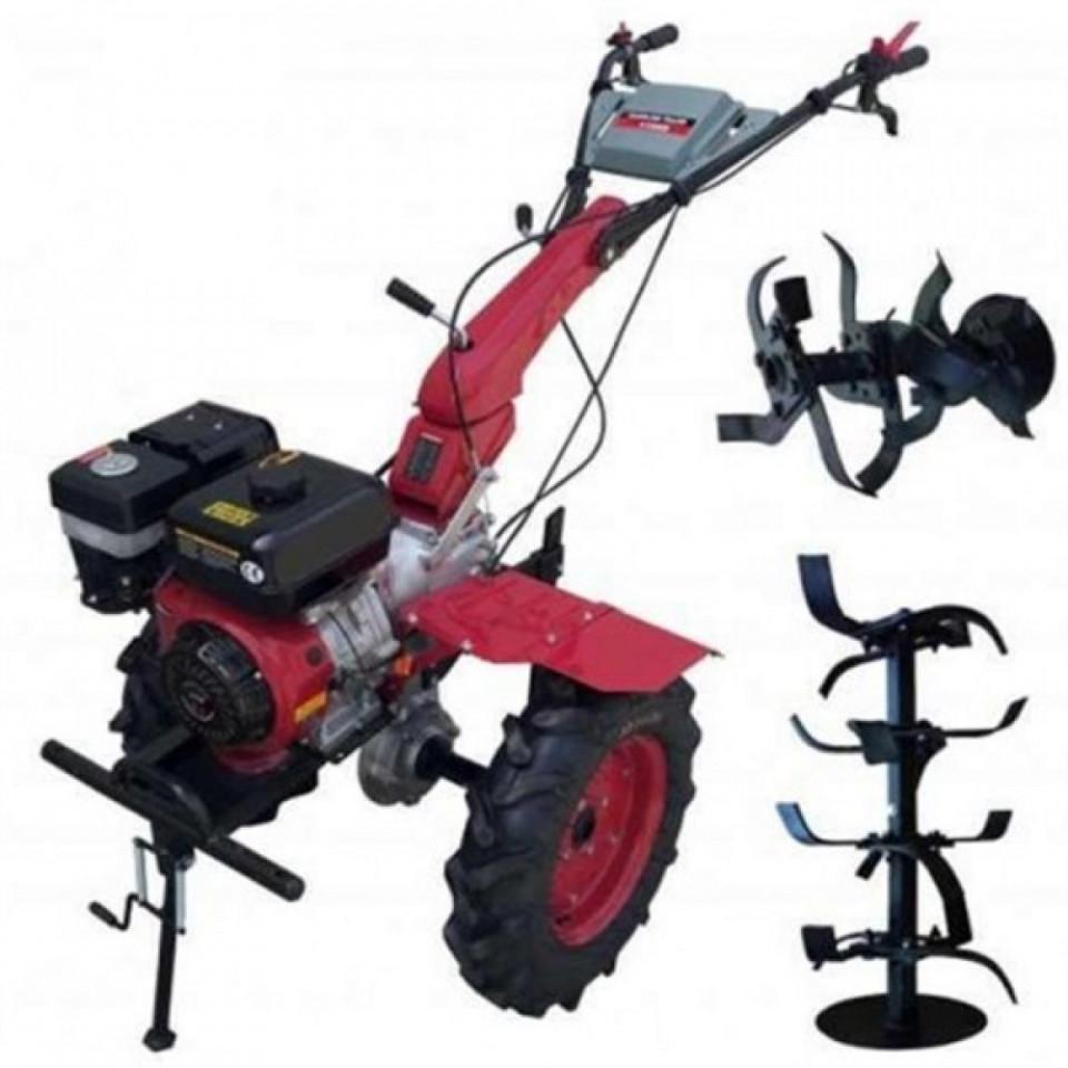 Motocultor WEIMA Wm1100D-9 Cp, Weima, 9 Cp, 6 L, 800 - 1100 Mm imagine 2021