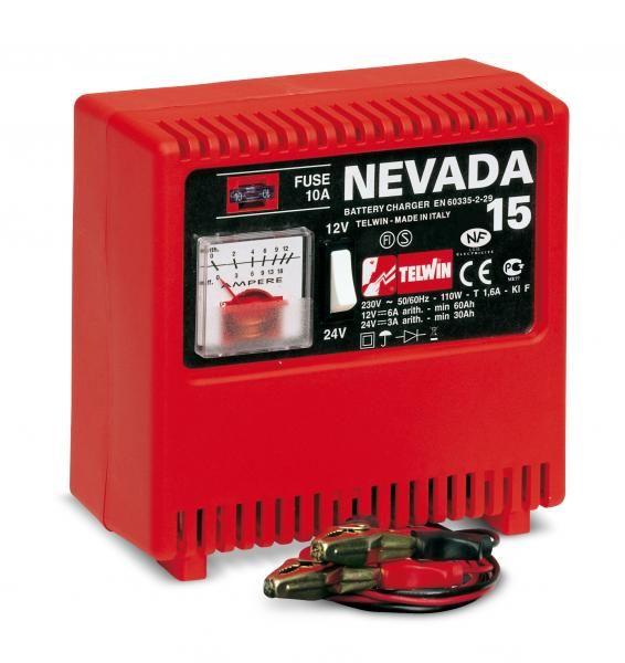 NEVADA 15 – Redresor auto TELWIN