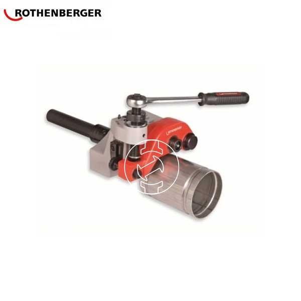 Rothenberger Rogroover 6 3 SE aparat portabil cu role pentru executat canale imagine 2021