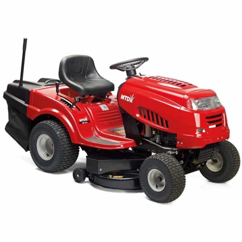 Tractoras de tuns gazon MTD SMART RN 145 imagine 2021
