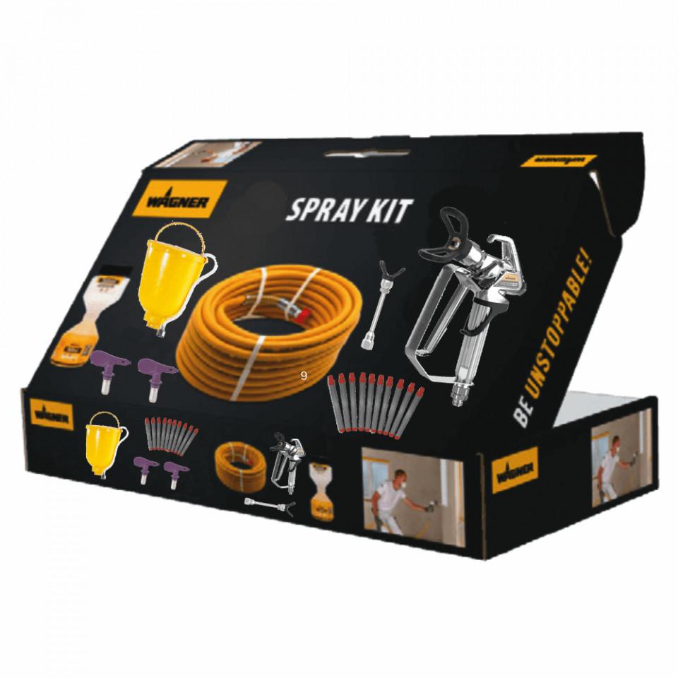 Wagner Kit HEA pentru seria SuperFinish, ProSpray, Powerpainter 90 si Impact TITAN