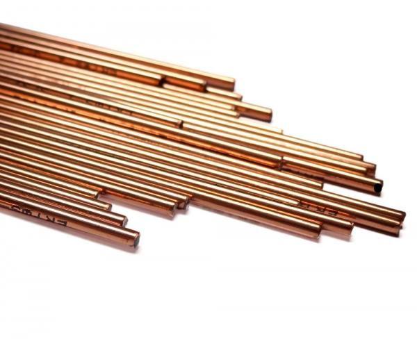 Baghete otel SG2 diametru 2.4 mm – 5kg