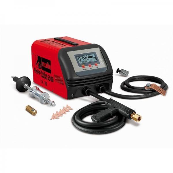 Digital Puller 5500 400V - Aparat de sudura in puncte TELWIN imagine 2021
