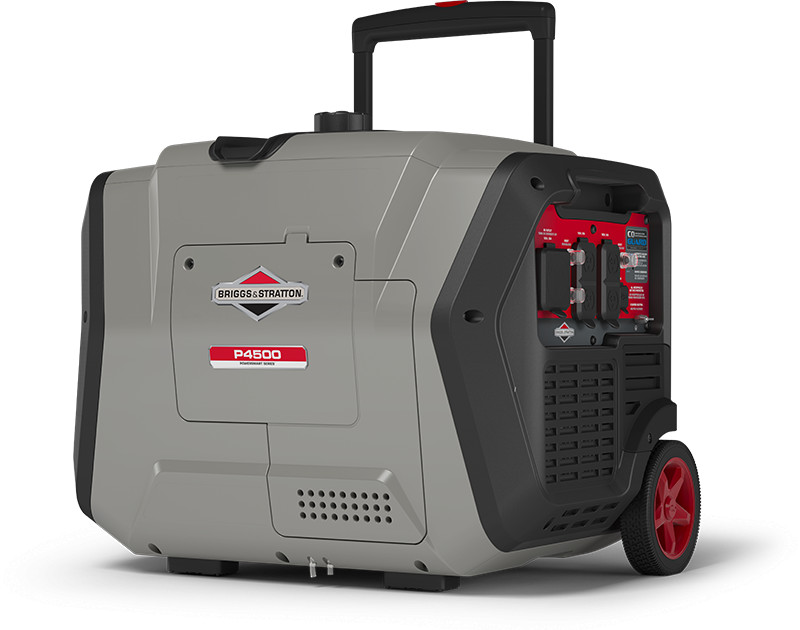 Generator de curent inverter insonorizat PowerSmart P4500 4,5 kVA, 230V imagine 2021