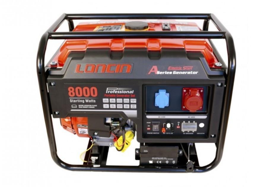 Generator Curent Trifazat Lc Series