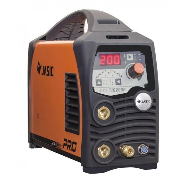 JASIC PRO TIG 200 Pulse (W212) – Aparate de sudura TIG/WIG