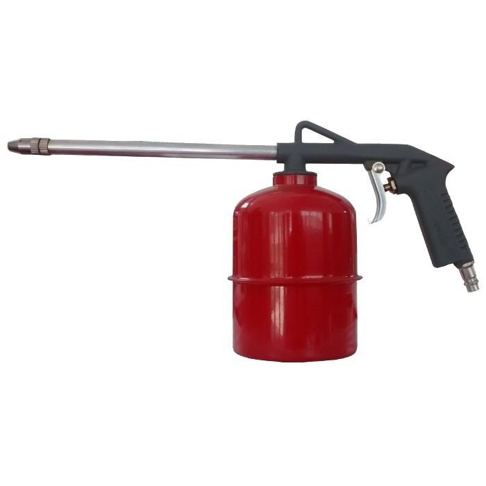 Pistol de spalat cu cupa jos recipient 1 L maxim 6 bar imagine 2021