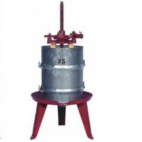 TEASC MANUAL INOX TMI 50 - 130 L