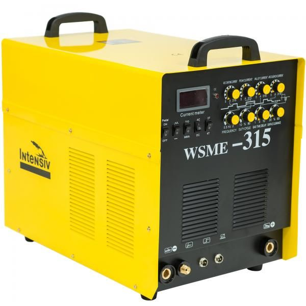 WSME 315 AC/DC 400V - Invertor de sudura aluminiu TIG/MMA INTENSIV imagine 2021