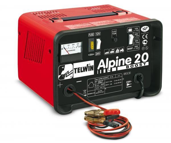 Alpine 20 Boost – Redresor auto Telwin