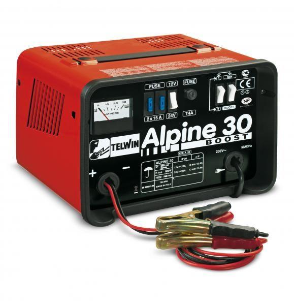 Alpine 30 Boost – Redresor auto Telwin