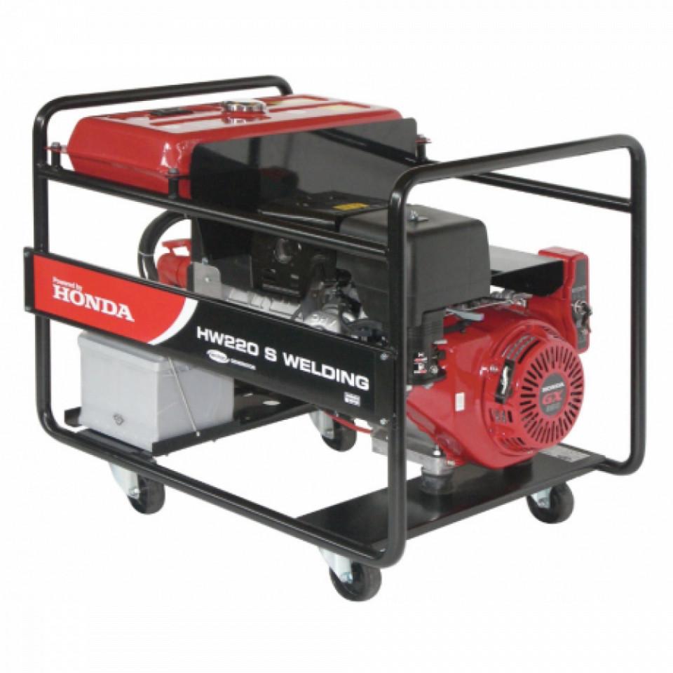 Anadolu generator de sudura HW220 ES imagine 2021
