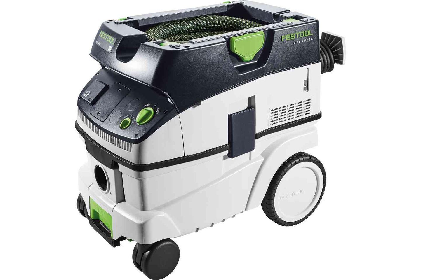 Imagine Festool Aspirator Mobil Ctl 26 E Cleantec