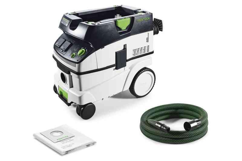 Imagine Festool Aspirator Mobil Ctl 26 E Sd Cleantec