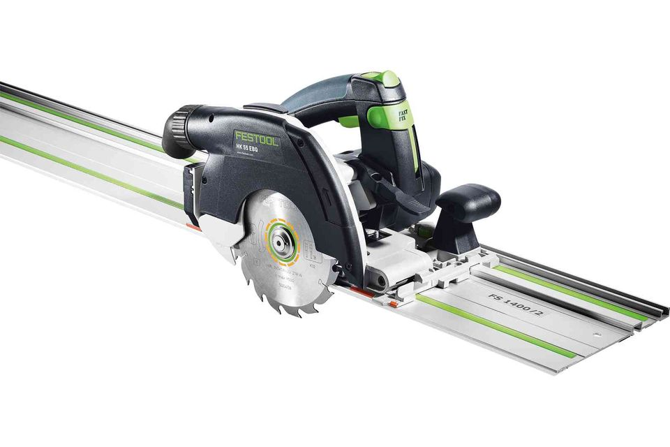 Imagine Festool Ferastrau Circular Hk 55 Ebq plus fs