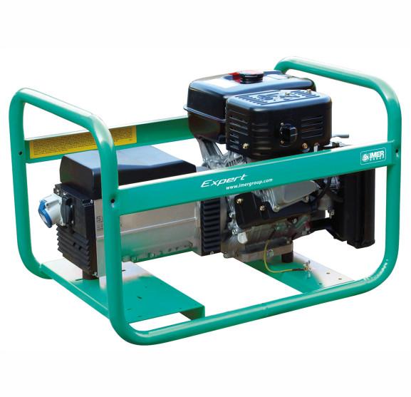 Generator Curent Trifazat Tristar Kva Benzina - 646