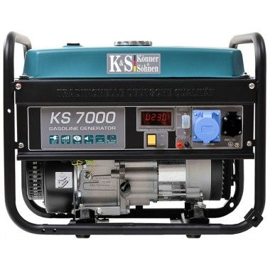 Generator Curent Ks