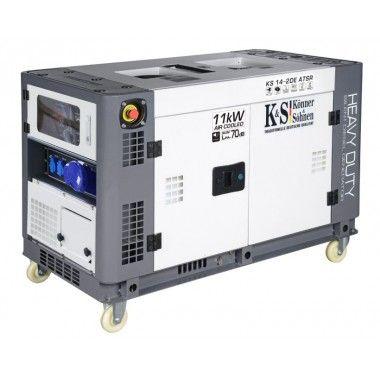 Generator de curent diesel 11.0 kW, KS 14-2DE ATSR – Konner and Sohnen