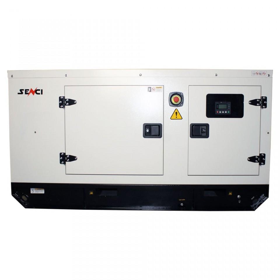Generator Curent Insonorizat Scde Automatizare - 49
