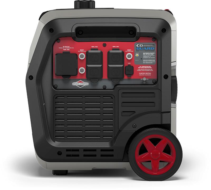 Generator de curent inverter insonorizat PowerSmart P4500 4,5 kVA, 230V