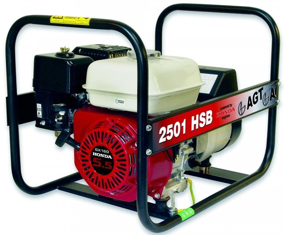 Generator Curent Monofazat Kva Hsb Se