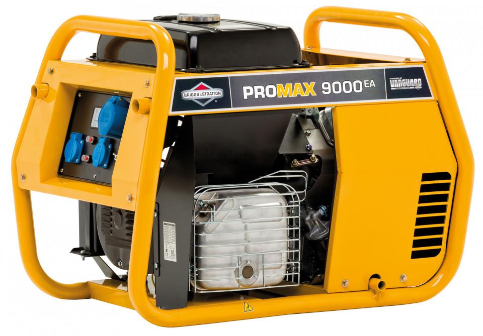 Generator de curent monofazat Briggs & Stratton Promax Promax 9000EA 9 kVA poza