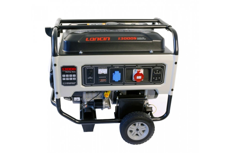 Generator Curent Trifazat Lc