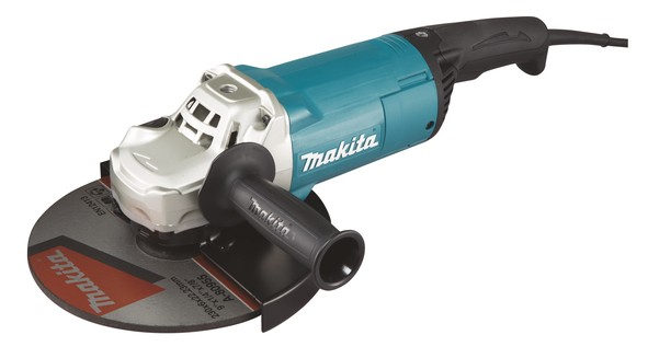 Makita GA9060R POLIZOR UNGHIULAR 230/2200W ANTIRESTART 5.6KG imagine 2021